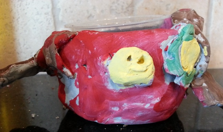 Emily clay pot